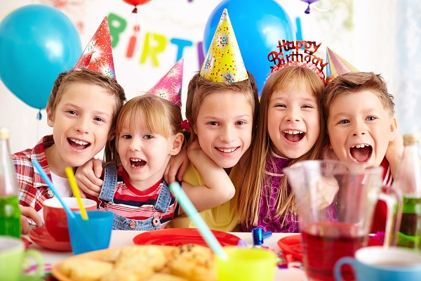 Cheap birthday parties for kids